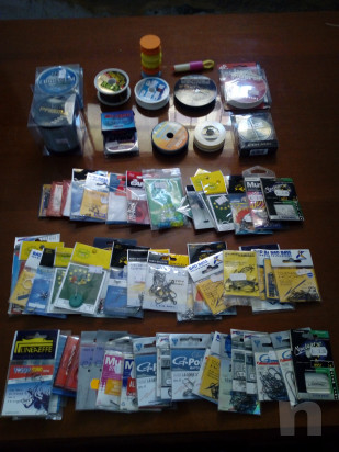 stock attrezzatura surfcasting foto-15379