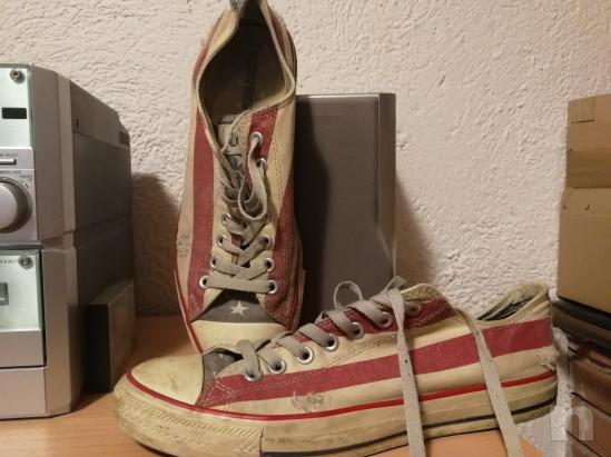 Scarpe originali converse all star numero 44 foto-15401