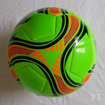Pallone in cuoio - Verde - Nuovo  foto-15424