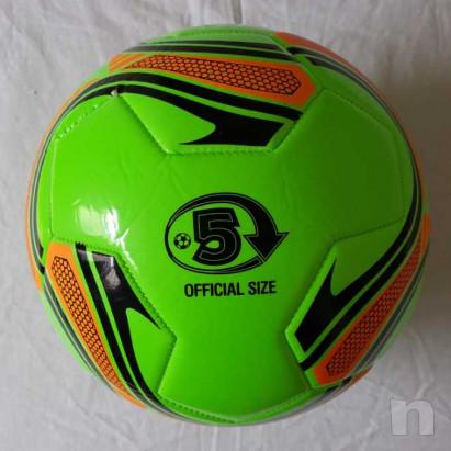 Pallone in cuoio - Verde - Nuovo  foto-29178
