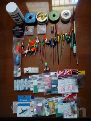 stock attrezzatura pesca a galleggiante foto-15433