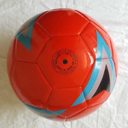 Pallone in cuoio - Rosso foto-29193