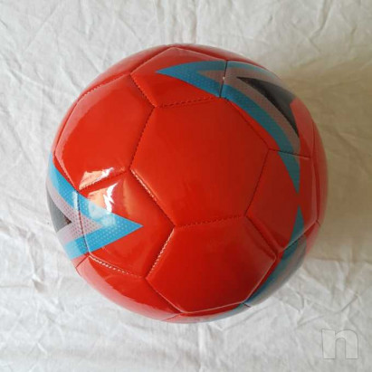 Pallone in cuoio - Rosso foto-29194