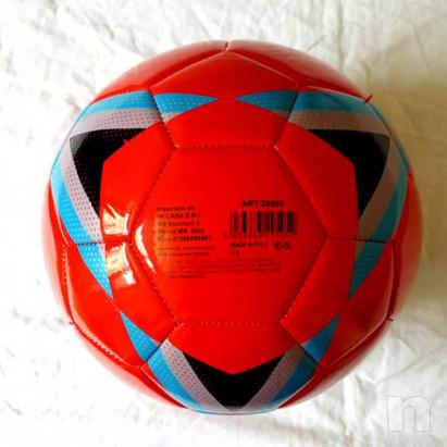 Pallone in cuoio - Rosso foto-15435
