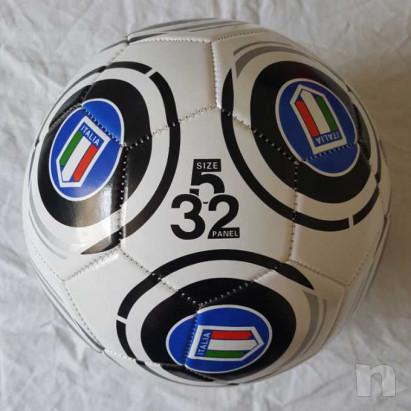 Pallone in cuoio - Italia - Bianconero foto-29196