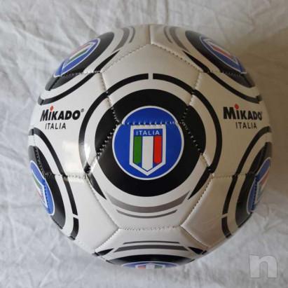 Pallone in cuoio - Italia - Bianconero foto-15436