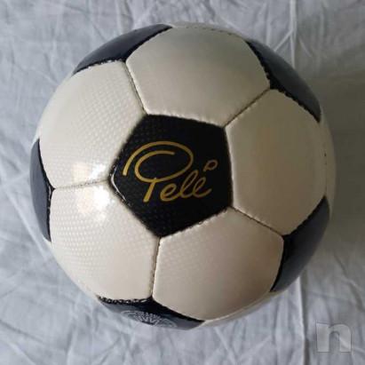 Pallone in cuoio - Pelé - Nuovo foto-15437