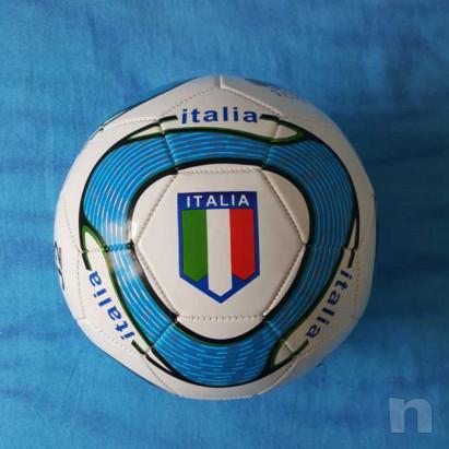 Pallone in cuoio - Italia - Nuovo foto-15440