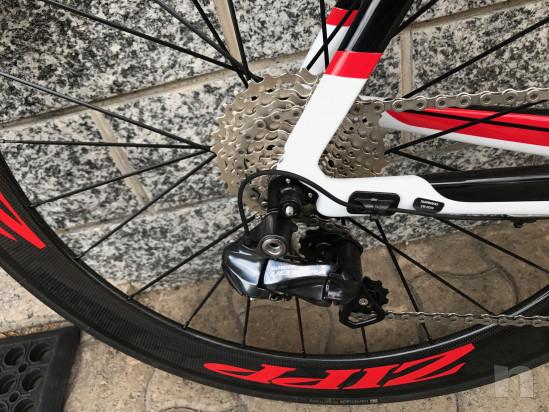 Bici corsa in carbonio foto-29214