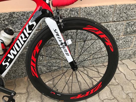 Bici corsa in carbonio foto-29212