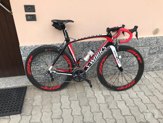 Bici corsa in carbonio foto-15446