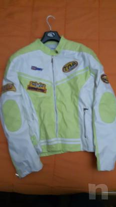 giacca in eco pelle taglia xl foto-15479