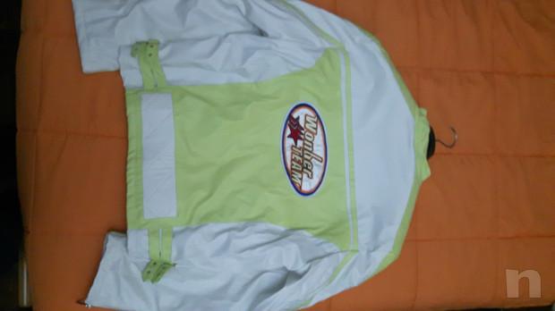 giacca in eco pelle taglia xl foto-29287