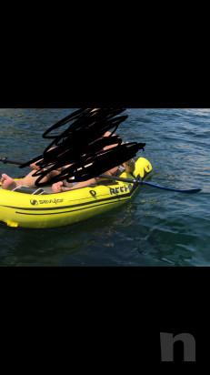 Canoa Savylor Reef 240 ottime condizioni  foto-15514