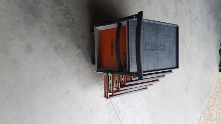 Cassettiera beta CS23ST portattrezzi e portautensili foto-29408