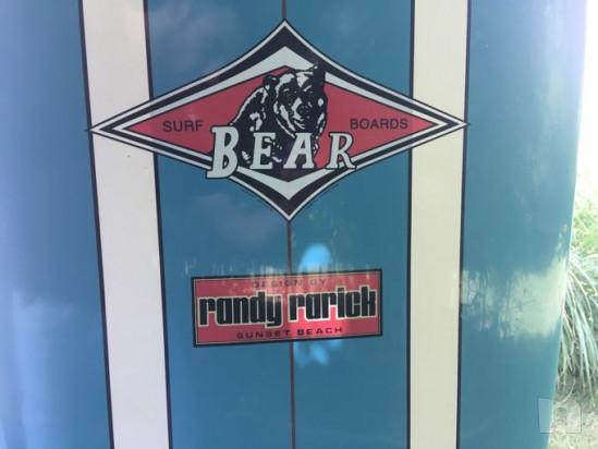 """Tavola surf Bear 9'6"""" Randy Rarick foto-29539"""