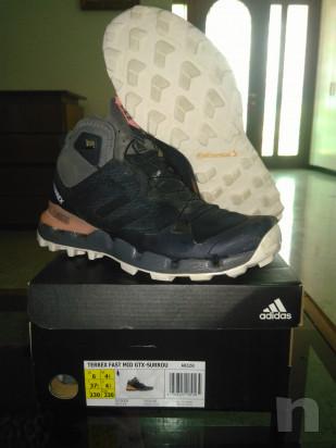 Scarpa Adidas Terrex Fast MID GTX-Surround 37 1/3 foto-29554