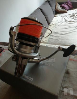 canna shimano ultrega te 170 grammi più mulinello aerlex 10000 foto-29565