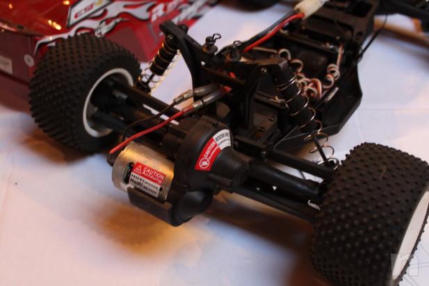 Auto elettrica radio comandata Robitronic foto-29593