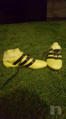 Scarpe da calcio Adidas primeknit fg foto-15634