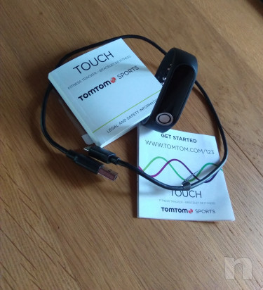 Tom Tom sports fitness tracker foto-29631