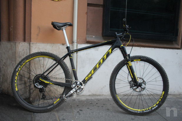"VENDO MTB FRONT HARDTAIL 27,5"" SCOTT SCALE RC 700 foto-15673"
