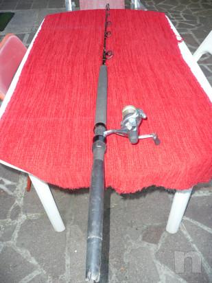 Canna da Pesca International Mariner stand up foto-15684