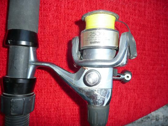 Canna da Pesca International Mariner stand up foto-29724