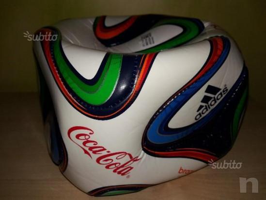 Pallone di cuoio Coca Cola foto-29771