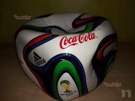 Pallone di cuoio Coca Cola foto-29773