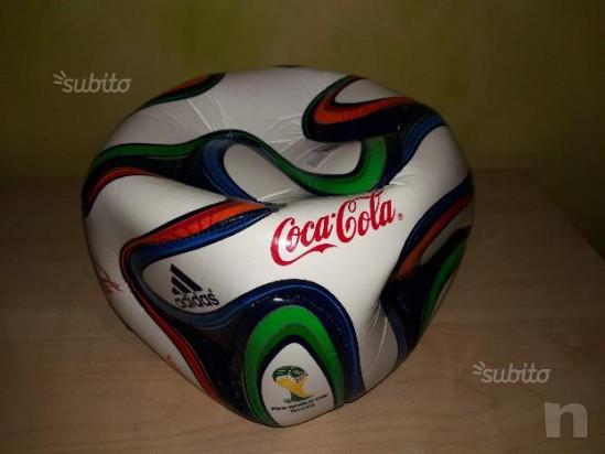 Pallone di cuoio Coca Cola foto-15708