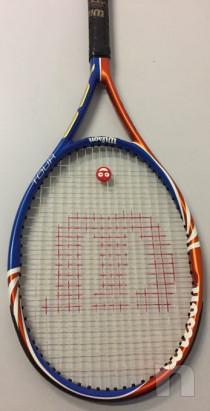 Racchetta tennis Wilson tour Blx nuova foto-15715
