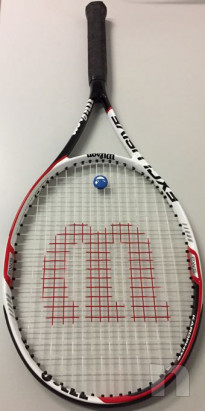 Racchetta tennis wilson exclusive karophite matrix foto-29789