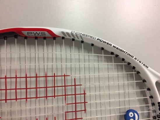 Racchetta tennis wilson exclusive karophite matrix foto-29788
