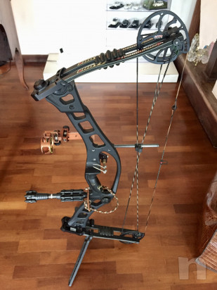 Arco Compound HOYT Turbo Hawk foto-29819