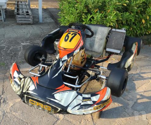 Kart CRG 125cc monomarcia foto-15736