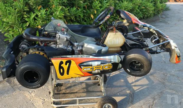 Kart CRG 125cc monomarcia foto-29839