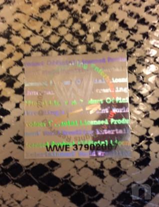 WWE Smoking Skull Replica Belt foto-29848