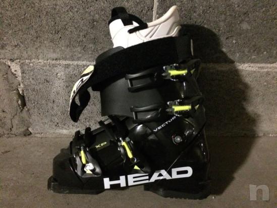 Scarponi da sci HEAD modello Vector XP, misura 27 foto-15764
