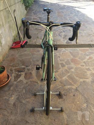 Vendo bici da corsa bianchi via nirone 7 foto-29955