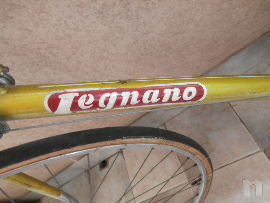 Bici da corsa vecchia  LEGNANO mod.50 per eroica foto-30040