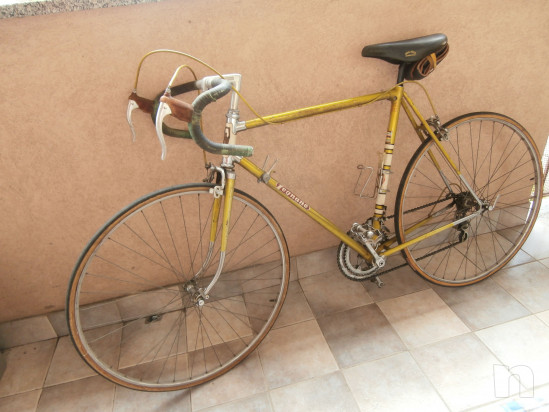 Bici da corsa vecchia  LEGNANO mod.50 per eroica foto-15822