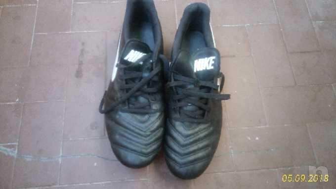 Nike Tiempo 6 tacchetti ferro foto-15871