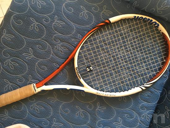 Racchetta tennis Wilson BLX foto-30155