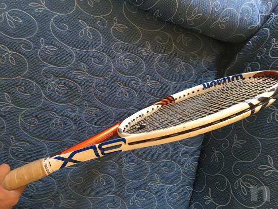 Racchetta tennis Wilson BLX foto-15874