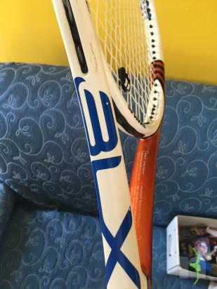 Racchetta tennis Wilson BLX foto-30156