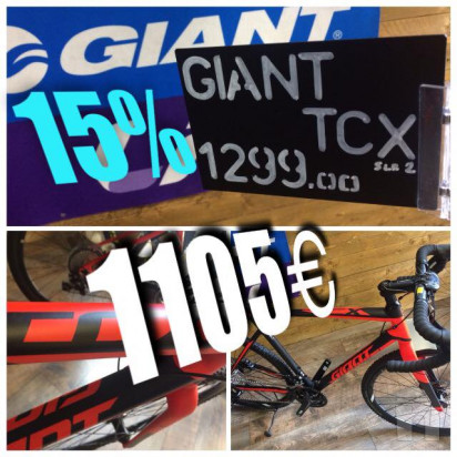 Bici Ciclocross Giant tcx 2018 foto-15886