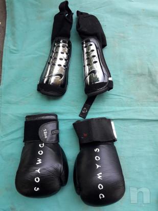 Attrezzi per kick-boxing foto-30175