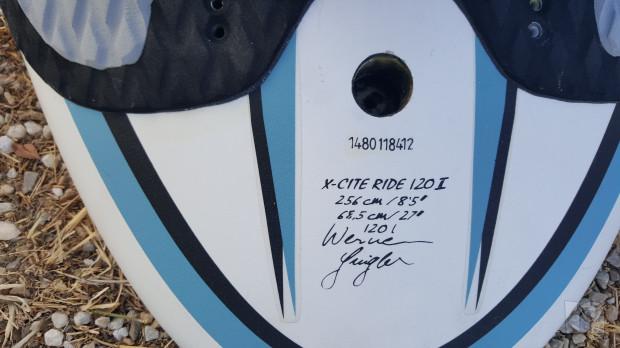 Tavola windsurf 120 l jp australia foto-30181