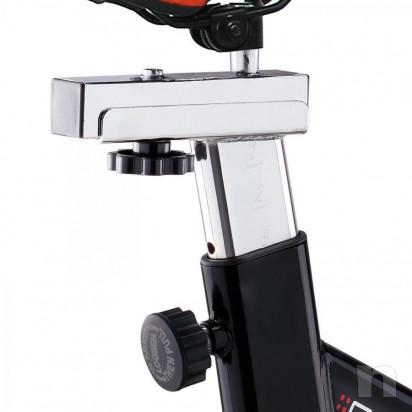 Spinbike carratt 23 volano 23 kg foto-30575